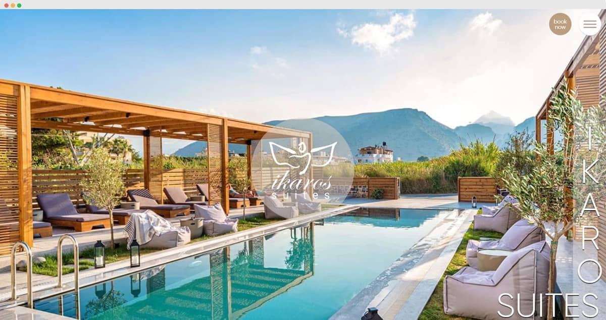 Ikaros Suites Hotel, Ammoudara Crete