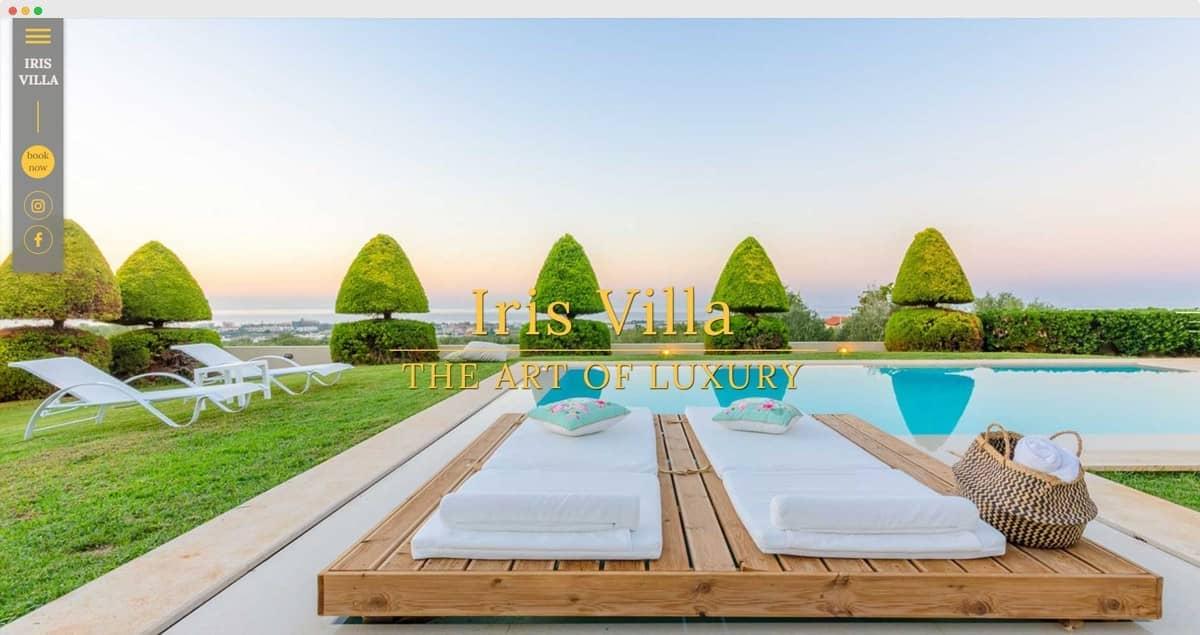 Iris Villa Malia